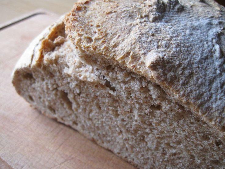 Pane casereccio di Gabriele Bonci con pasta madre, pane semi integrale a alta idratazione con lievitazione in frigorifero, ricetta con video Prova del Cuoco