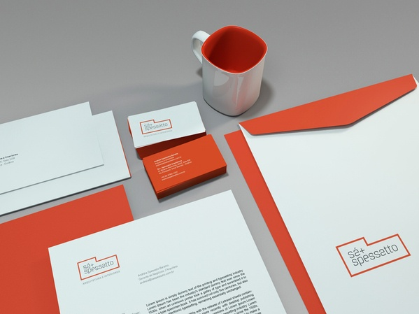 Sá+Spessatto Architecture on Branding Served