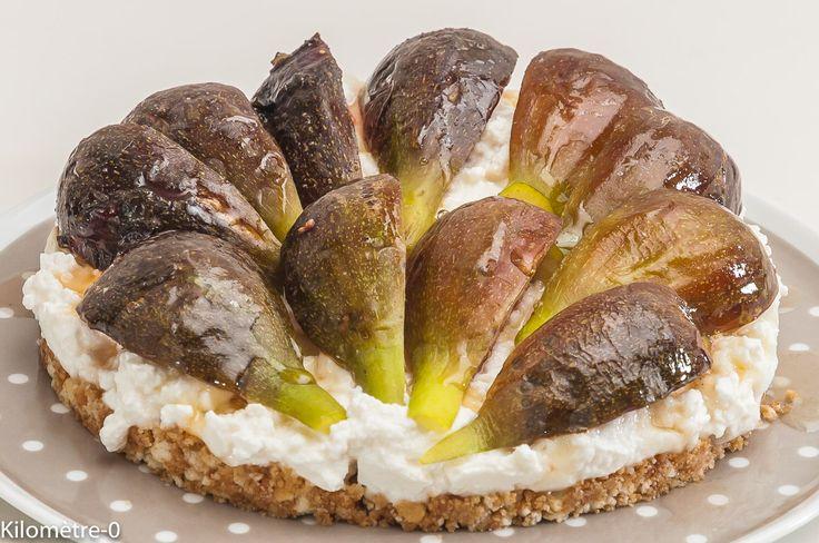 Photo de recette de gâteau aux figues, très facile, rapide, Kilomètre-0, blog de cuisine réalisée à partir de produits locaux et issus de circuits courts