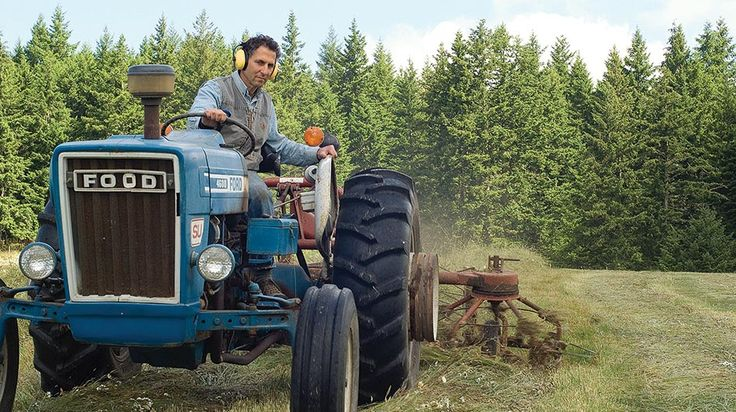 Take a look at the future of agriculture with the agrarian guru, Michael Ableman, who has been farming sustainably and working on community-centered farming models for over four decades.