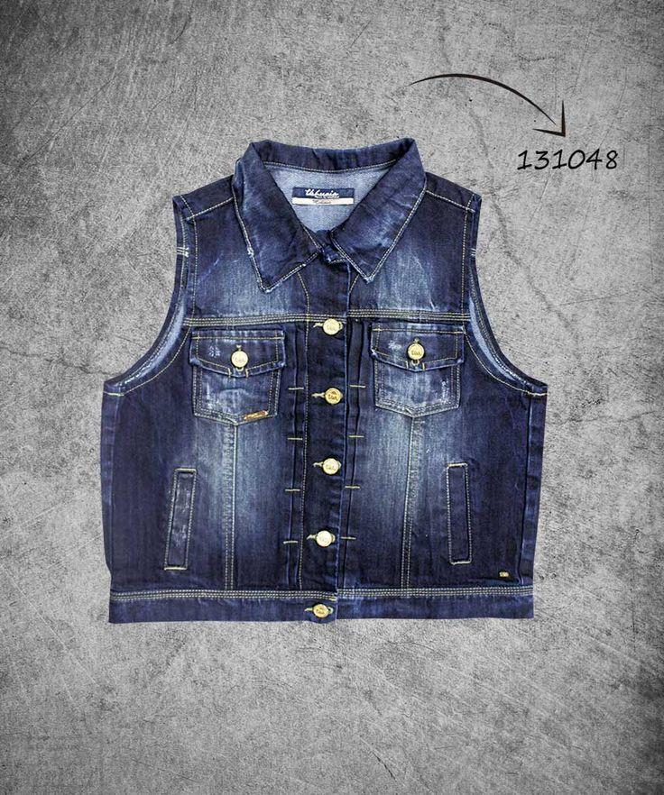 chaleco-mujer-tela-de-jeans-woman-vest-denim-131048