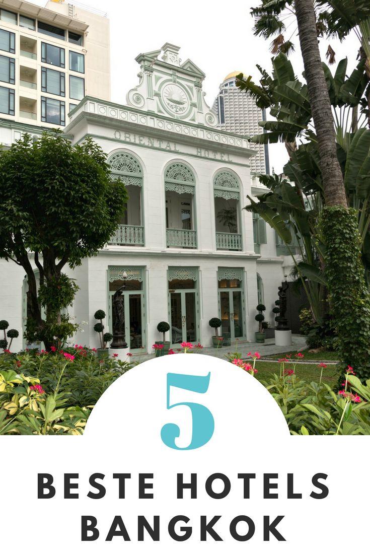 Hotels Bangkok Die Besten Und Bezahlbaren 5 Sterne Hotels