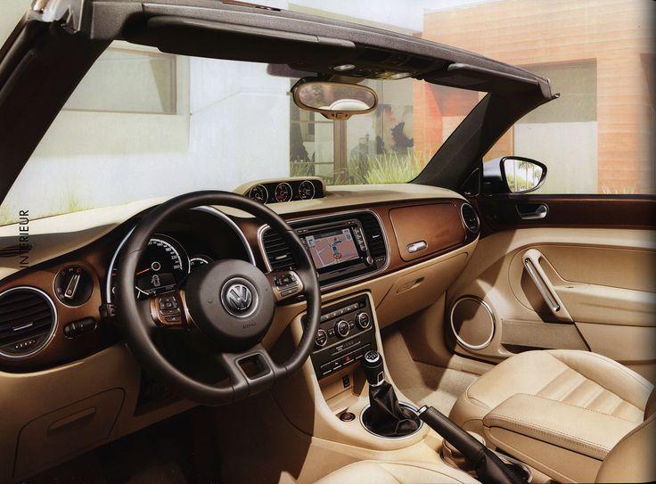 https://flic.kr/p/JaKJHF   Volkswagen Beetle - The 21st Century Beetle Cabriolet; 2013_6, 70s Edition