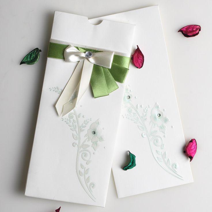 Smaragd Grün Hochzeitsinspiration Hochzeit 2014 Trend 1. | Kartenpalast  Blog     · Green Wedding InvitationsWedding EnvelopesWedding ...