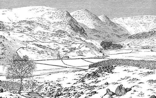 The Head of Kentmere - A Wainwright