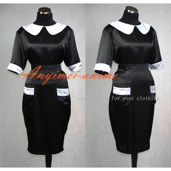 Pink Latex Maids uniform - 77 Pics -