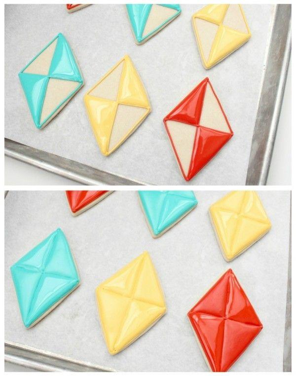 How to Make Kite Cookies