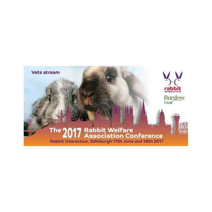 RWAF Veterinary Conference 2017, Certificated CPD, super programme.  For the first time we are offering the option of a second day All details are here https://shop.rabbitwelfare.co.uk/product/rwaf-veterinary-conference-2017-rwa-veterinary-practice-members/