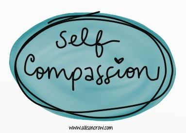 What is self-compassion?  Definition and three elements.