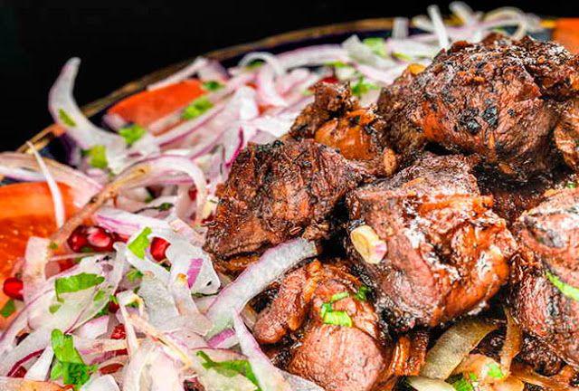 Шашлык из свинины самый вкусный чтобы мясо было мягким