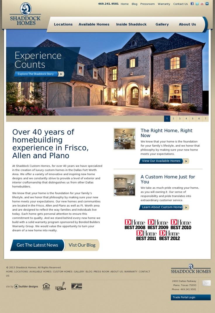 68 best web design | homes + real estate images on Pinterest ...