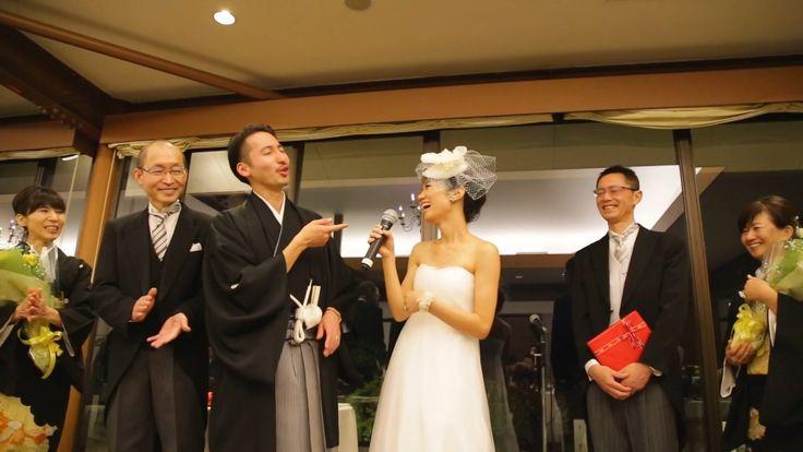 箱根神社/小田急山のホテル 結婚式 一眼ダイジェストムービー
