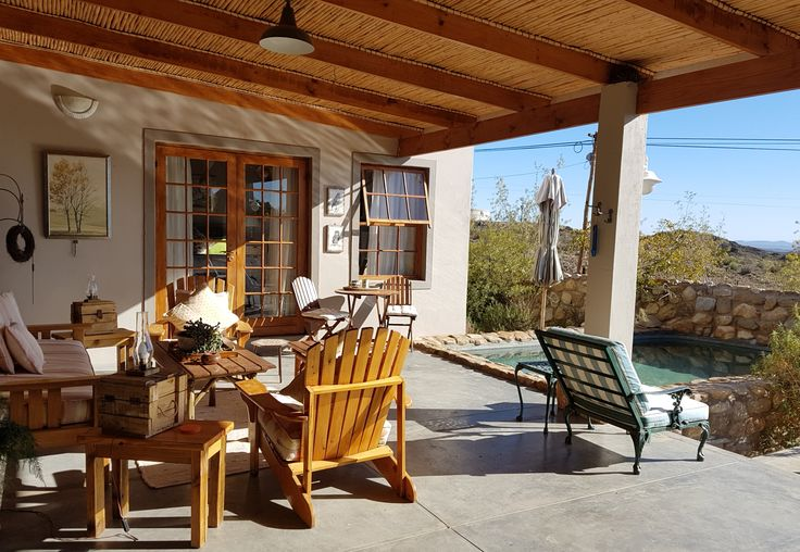 Unwind at Karoo View Cottages Prince Albert. Prince Albert Accommodation.