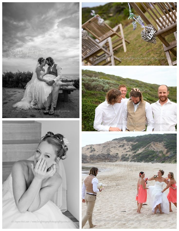 all smiles sorrento wedding photography www.brighteyesphotography.com.au