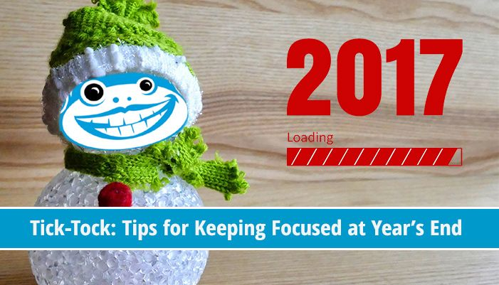 Tips for Keeping Your Team's Eyes on the Prize This Holiday Season