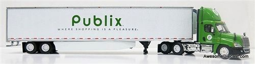 Awesome Diecast - Awesome Diecast 1:64 Freightliner Cascadia w/ 53' Refrigerated Trailer: Publix Supermarkets, $0.00 (http://www.awesomediecast.com/diecast-promotions-1-64-freightliner-cascadia-w-53-refrigerated-trailer-publix-supermarkets/)