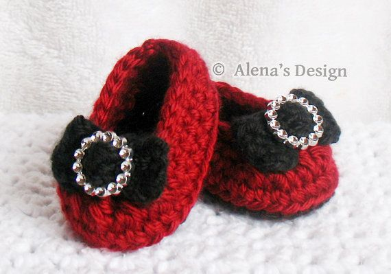 Crochet Pattern 150 Crochet Shoes Pattern for by AlenasCreations