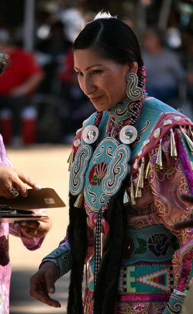 Pinned by indus® in honor of the indigenous people of North America who have influenced our indigenous medicine and spirituality by virtue of their being a member of a tribe from the Western Region through the Plains including the beginning of time until tomorrow. Chumash Pow-wow by jerryfi_99, via Flickr