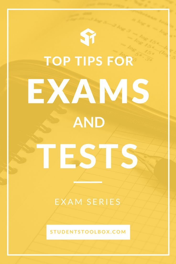 Need some motivation and tips for exam and finals preparation? We are here to help! Here are a bunch of posts that cover everything from handling exam stress and anxiety, test-taking hacks, making exam schedules to taking notes for exams!