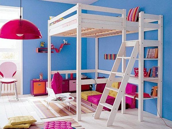Oltre 25 fantastiche idee su camera da letto a soppalco su for Piccoli piani casa 4 camere da letto