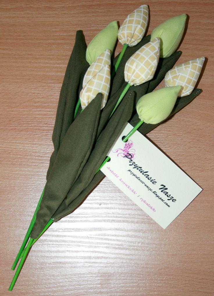 Bukiet uroczych tulipanów. Sprawdź na srebrnaigla.pl
