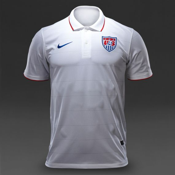 Nike USA Home Shirt