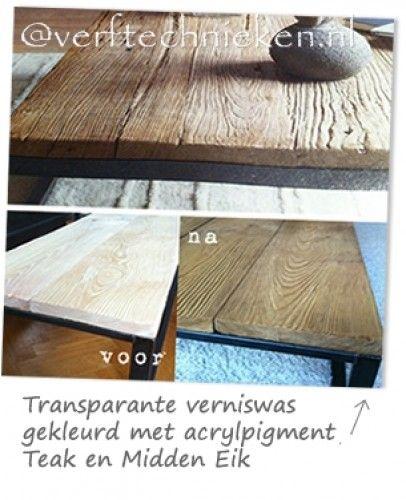 Polyvine Verniswas Transparant (kleurloos)