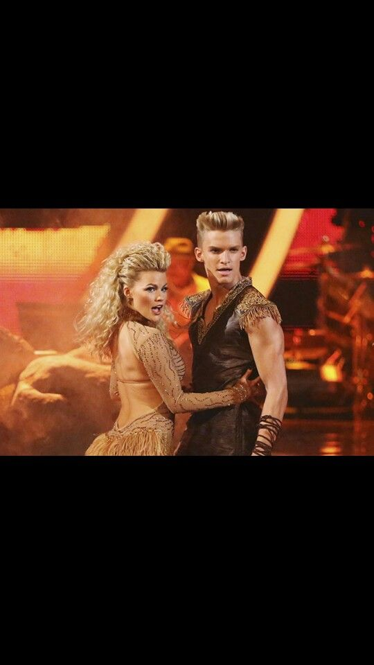 Oh I just can't wait to be king ;) #DWTS