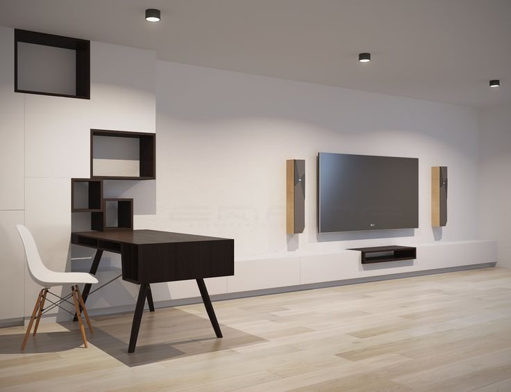 #Накладной #светильник CITI 13 как источник теплого заливающего света в современном интерьере. #ceiling #light #led #interior #design #ENFOG