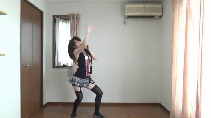 【まころん】ネトゲ廃人シュプレヒコール 踊ってみた【pso2】