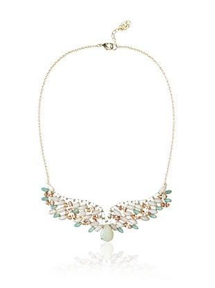 Joanna Laura Constantine Pastel Wing Necklace