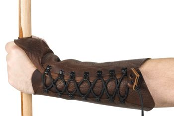 Oh my word I want this soooooo bad! Robin Hood Archery bracer from 3riversarchery.com (for the right hand please)