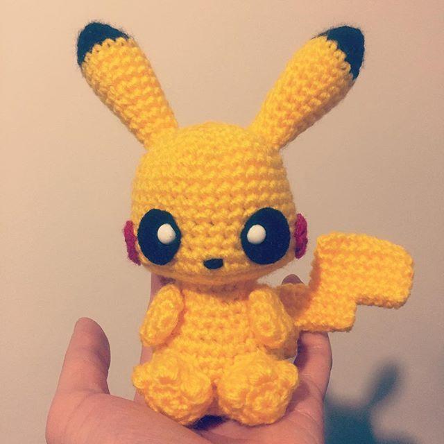 99 besten pokemon Bilder auf Pinterest | Häkeln, Pikachu und ...