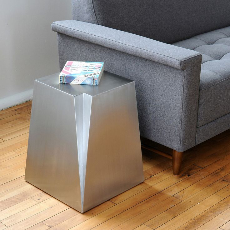 Glacier End Table - such a cutie!  One of Fine Order's favorites!