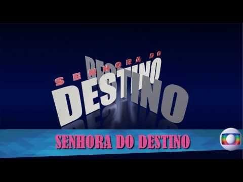 REDE DAS NOVELAS: SENHORA DO DESTINO | Cap. 027 | 19/04/2017 | TV_GL...