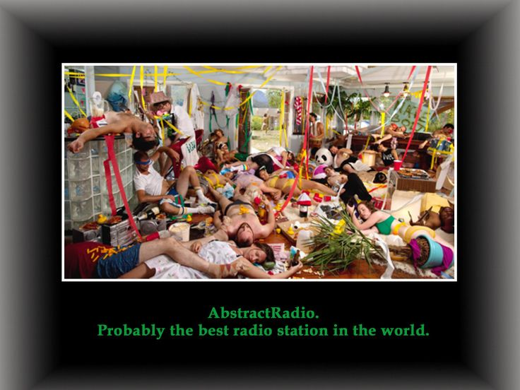 AbstractRadio...      World's best.