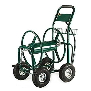 water hose cart