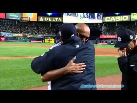 https://www.youtube.com/watch?v=MTX-4TZp8Mg i am so blessed to be a yankees fan<3 Thanks for the memories Mariano!