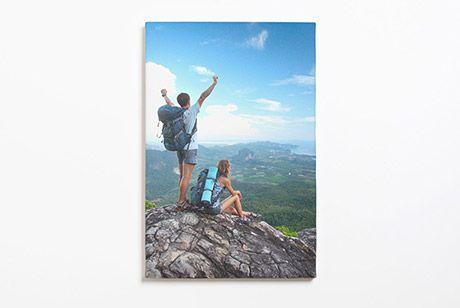 Lienzos.  Un formato elegante y un acabado profesional que luce en cualquier pared de tu casa. Tus fotos favoritas en gran tamaño y a todo color. #hofmann