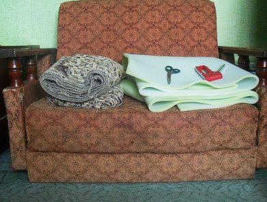 НАША СТРАНА МАСТЕРОВ: Превращаем старый диван в новый своими руками: мас...
