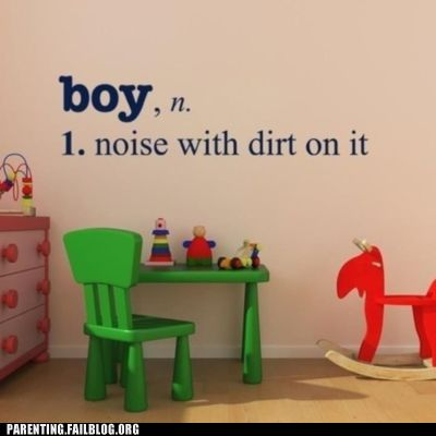 Any mother with a son will understand.: Vinyls Decals, My Boys, Wall Decals, Boy Rooms, Baby Boys, So True, Playrooms, Kids, Little Boys Rooms
