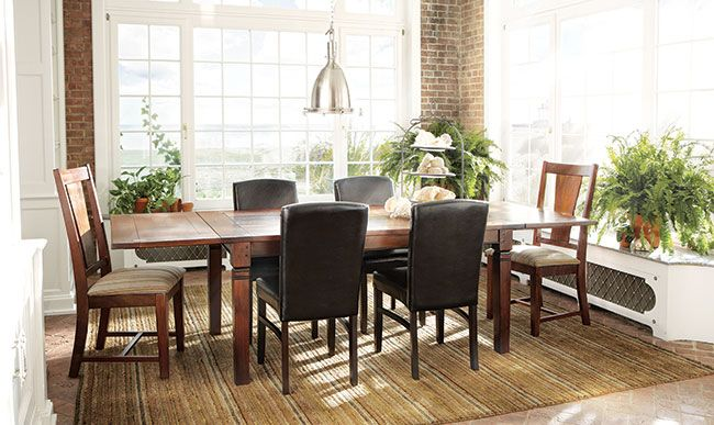 annecy dining table arhaus furniture small table with extensions 2 999 elaines dinning. Black Bedroom Furniture Sets. Home Design Ideas