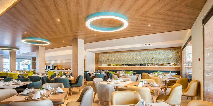 Proyecto iluminación.- Restaurante Viva Sunrise #LightingDesigners #Iluminacion #Luz #OsabaIluminacion #Restaurante #Osaba #VivaSunrise