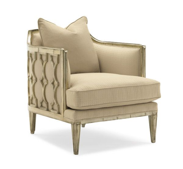 The Bee's Knees Chair. Finish in caramel leaf, classical style with modern influences. Certainly a feature piece!  Instore now and online at www.stationroad.co.nz