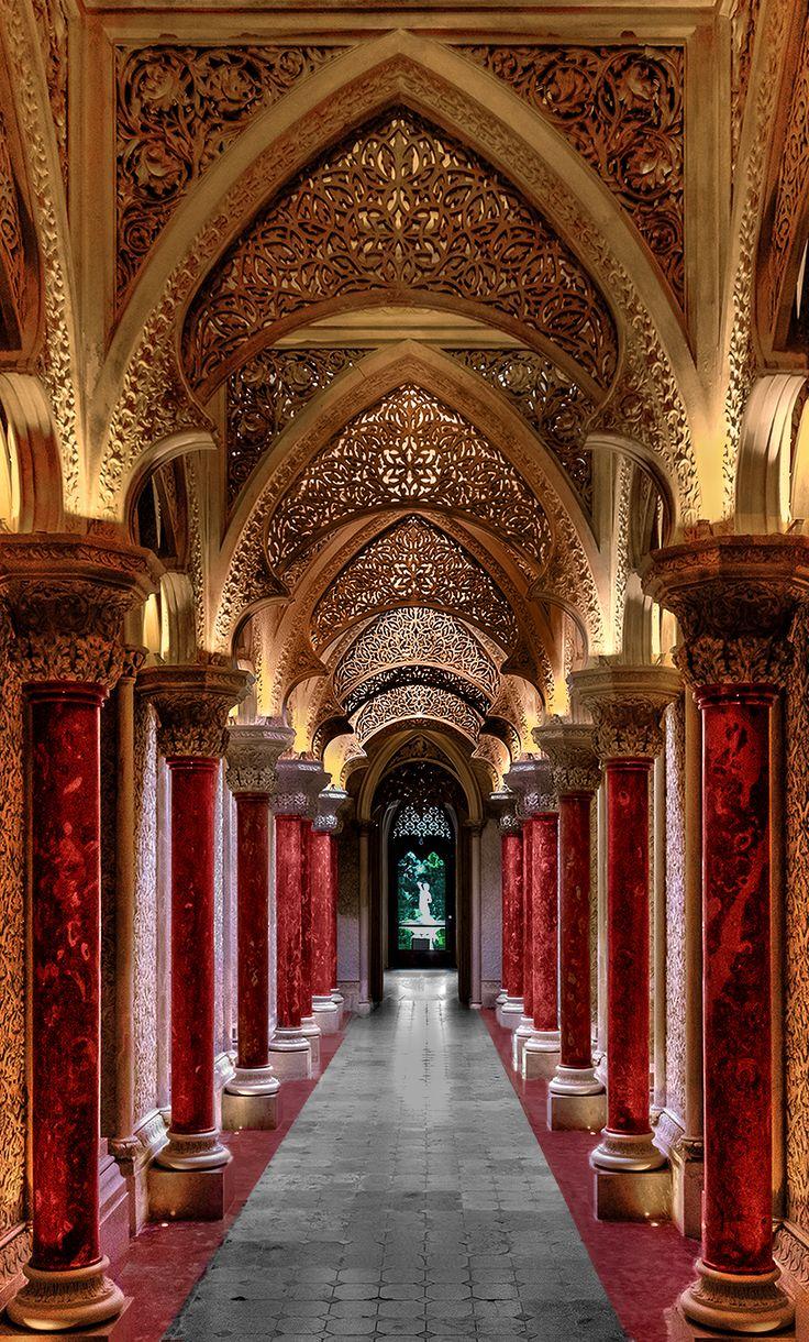 Palácio de Monserrate - Sintra - Portugal