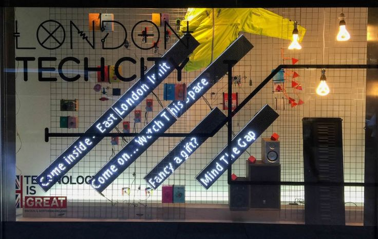 MoMA Design Store Display Signals East London Manufacturing Resurgence