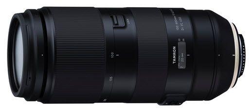 Tamron 100-400mm f/4,5-6,3 Di VC USD, télézoom pour Nikon http://www.nikonpassion.com/tamron-100-400mm-f45-63-di-vc-usd-nikon/