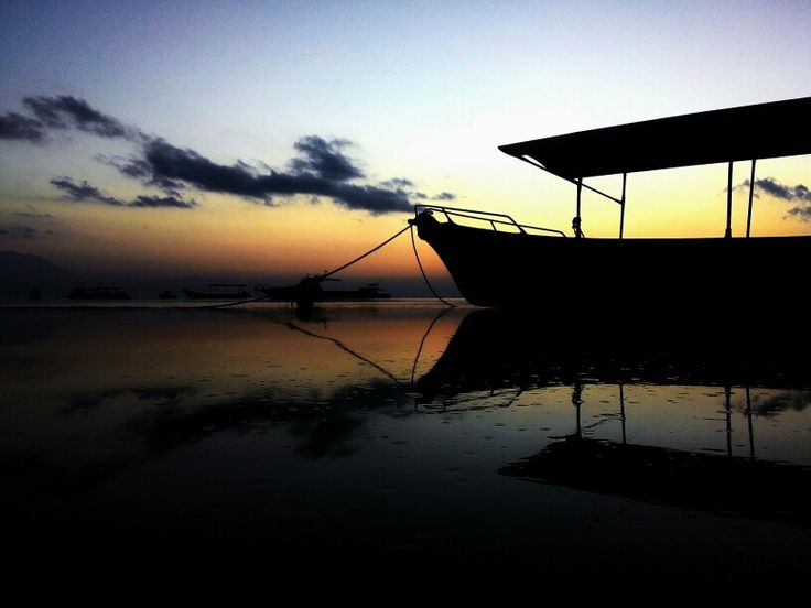 Early morning, Sanur (Bali - Indonesia).