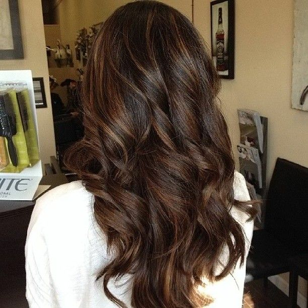 26 best hair colour for indian skin images on pinterest brown beautiful dimensional lowlights and highlights this actually makes me want to highlight my hair pmusecretfo Image collections