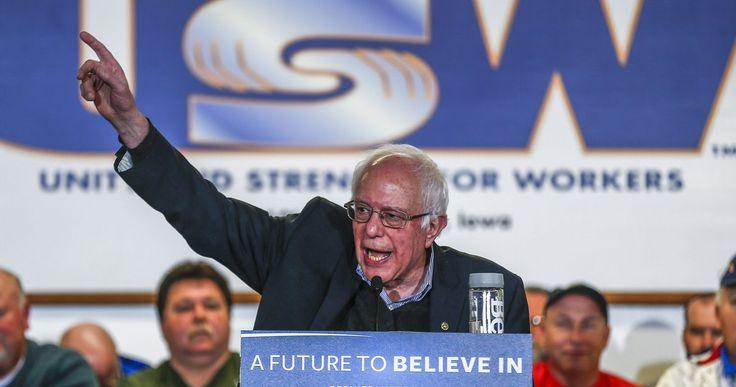 Local union chapters disregard national leadership to endorse Bernie Sanders